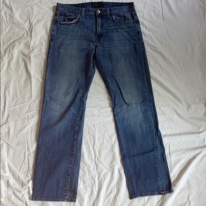 Lucky brand jeans, men's 32x32 straight